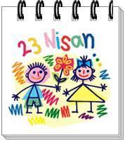 23 Nisanla Ilgili Akrostiş şiir 23 Nisan Akrostiş